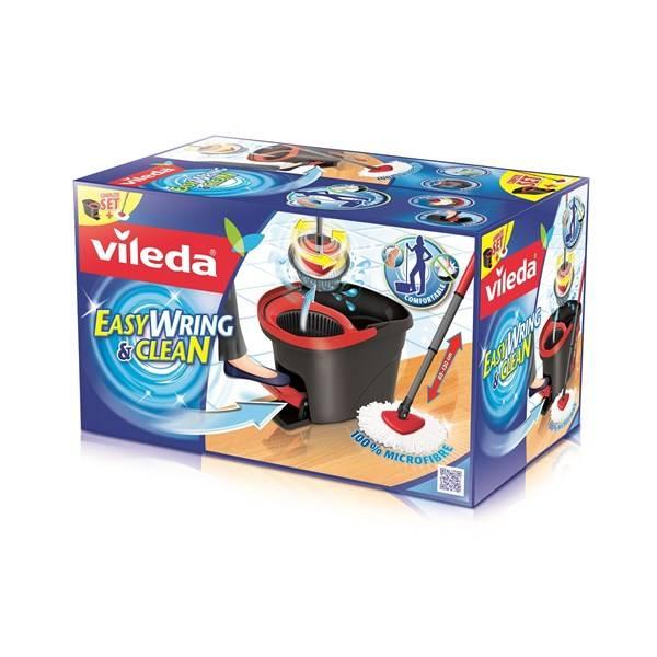 Mop sada Vileda Easy Wring and Clean (Easy Mocio set) (140825)