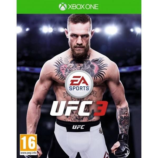 Hra EA Xbox One UFC 3 (5030931121609) (vrácené zboží 8800450319)