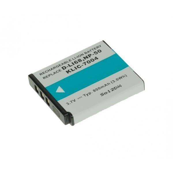 Batéria Avacom Fujifilm NP-50/Kodak KLIC-7004/Pentax D-LI68 Li-Ion 3,7V 800mAh (DIFU-NP50-532)