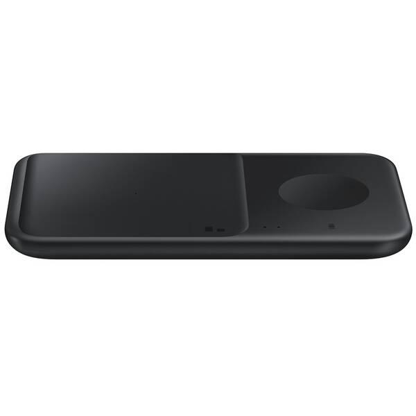 Bezdrátová nabíječka Samsung Duo Pad, 9W (EP-P4300TBEGEU) černá