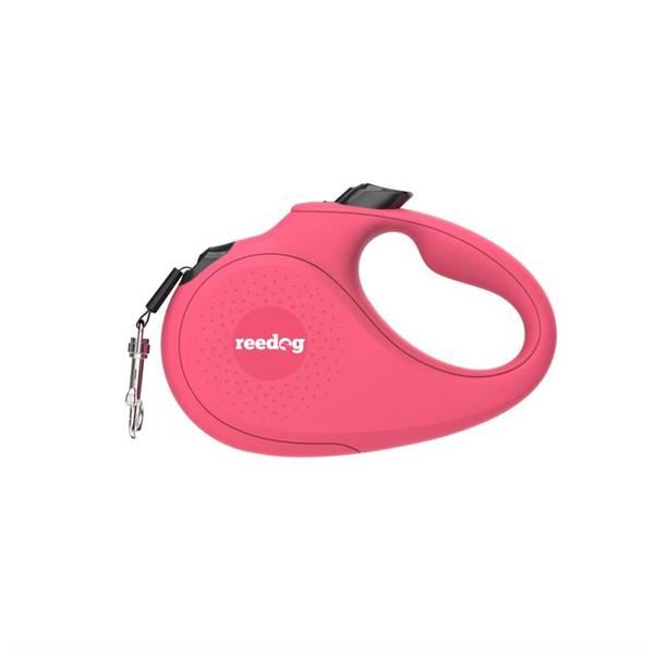 Vodítko Reedog Senza Basic S 15 kg ružová farba