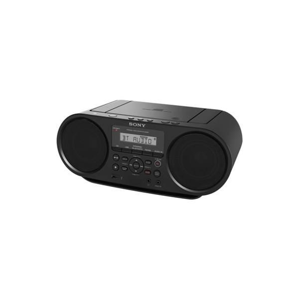 Radiomagnetofon s CD Sony ZS-RS60BT černý