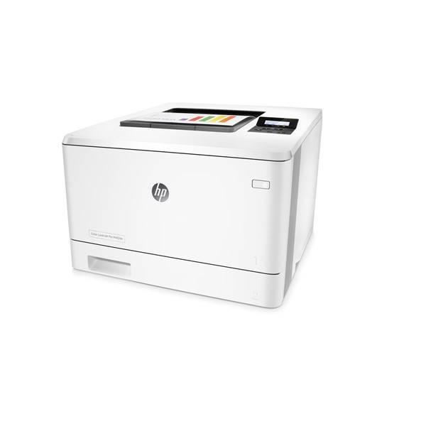 Tiskárna laserová HP LaserJet Pro 400 color M452dn (CF389A#B19) bílá