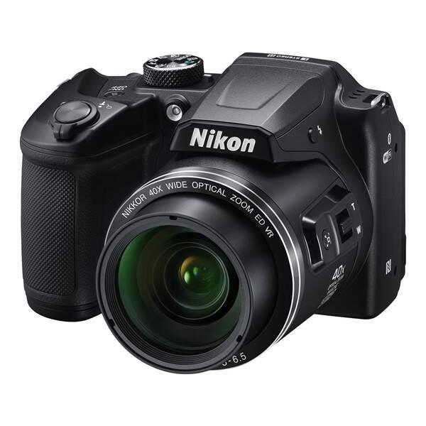 Digitální fotoaparát Nikon Coolpix B500 černý (vrácené zboží 8800285231)