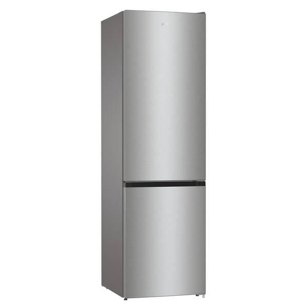 Kombinácia chladničky s mrazničkou Gorenje NRC620CSXL4 ConvertActive nerez
