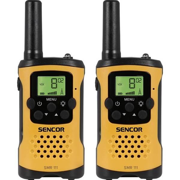 Vysílačky Sencor SMR 111 (30015770) (vrácené zboží 8800306210)