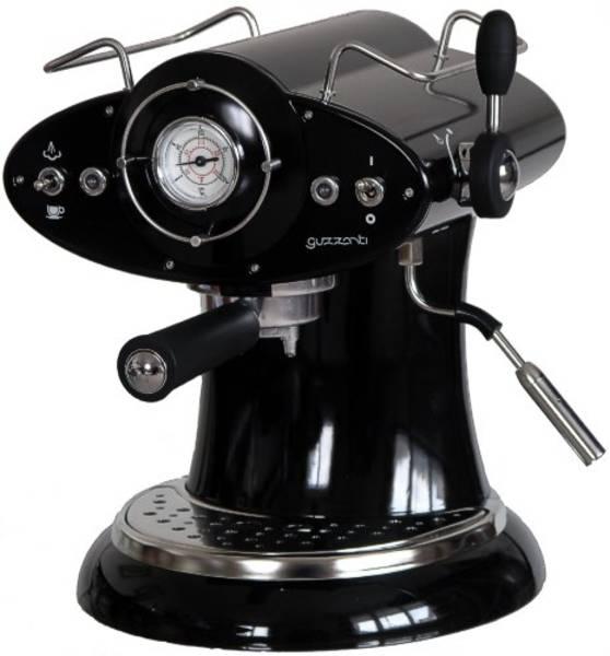 Espresso Guzzanti GZ 60 černé