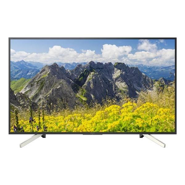 Televízor Sony KD-55XF7596 čierna