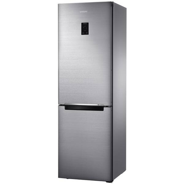Chladnička s mrazničkou Samsung RB3000 RB33J3215SS/EF Inoxlook