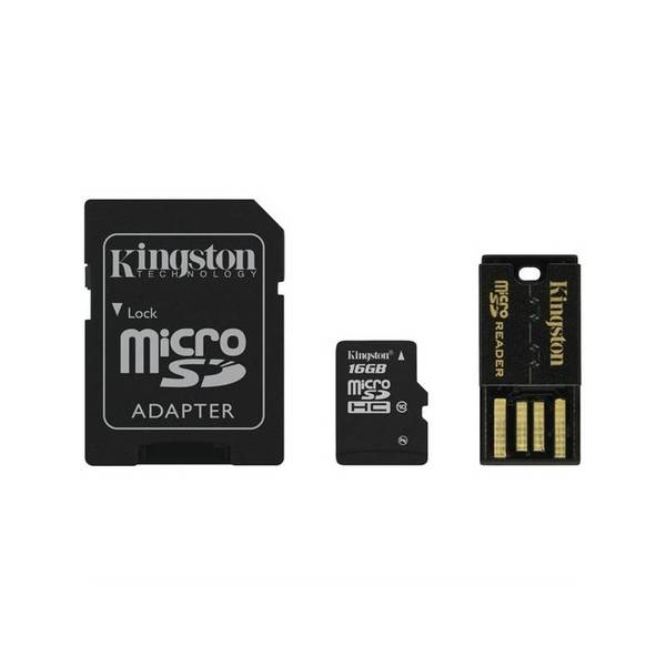 Pamäťová karta Kingston Mobility Kit 16GB UHS-I U1 (30R/10W) (MBLY10G2/16GB)