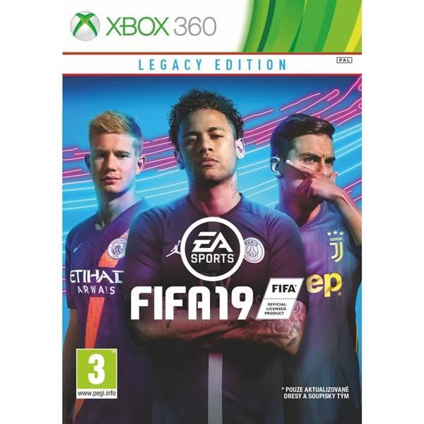 Hra EA Xbox 360 FIFA 19 (Legacy Edition) (EAX200975)