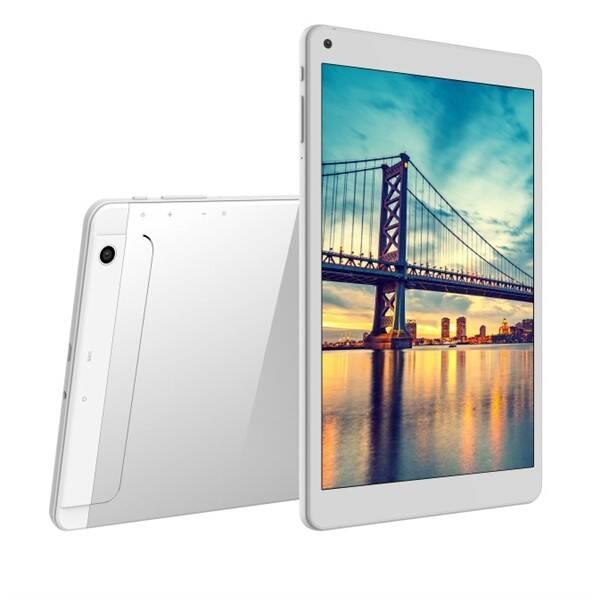 Dotykový tablet iGET SMART G101 (84000206) stříbrný/bílý