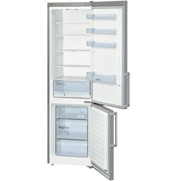 Chladnička s mrazničkou Bosch KGV39UL30 Inoxlook