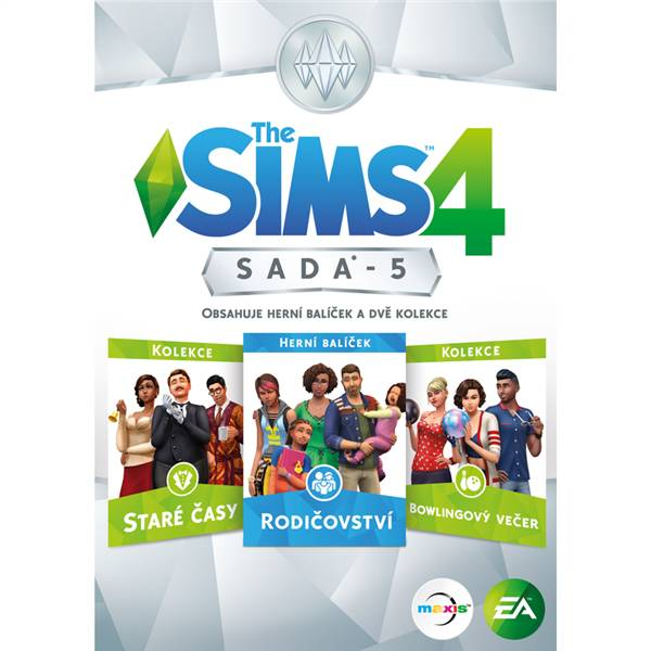 Hra EA PC The Sims 4: Bundle Pack 5 (EAPC05155)