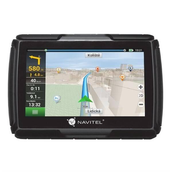Navigačný systém GPS Navitel G550 (C2047027) čierna