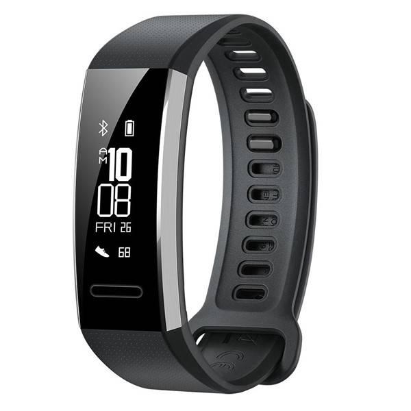 Fitness náramok Huawei Band 2 Pro (WA-BAND2PBOM) čierny