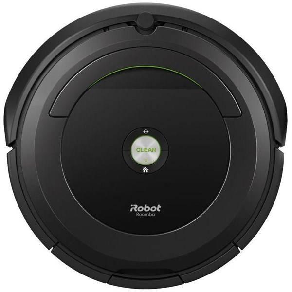 Vysavač robotický iRobot Roomba 696 šedý
