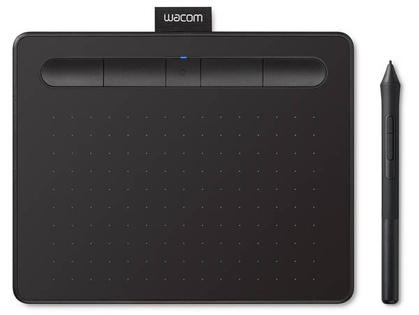 Tablet Wacom Intuos S Bluetooth (CTL-4100WLK) černý