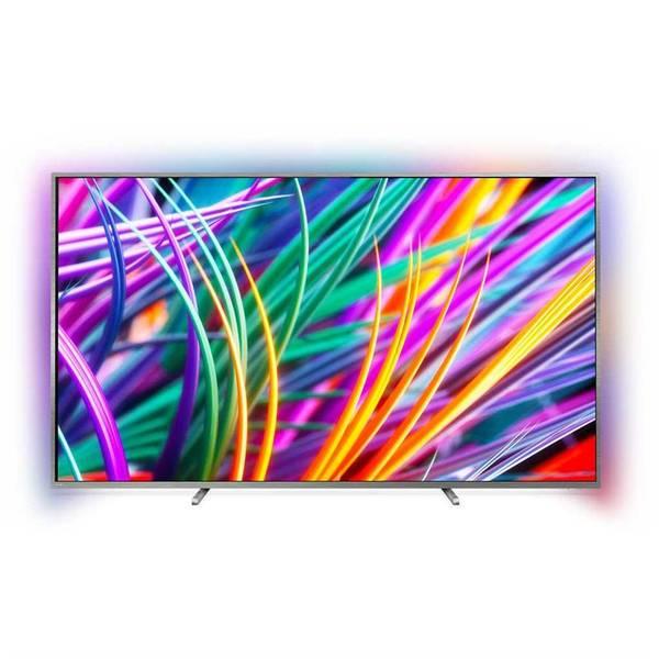 Televize Philips 75PUS8303 stříbrná