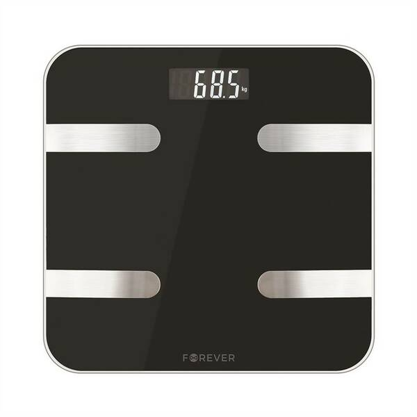 Osobní váha Forever AS-100 BK černá