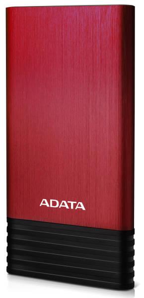 Powerbank ADATA X7000 7000mAh (AX7000-5V-CRD) červená