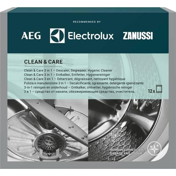 Čisticí přípravek AEG/Electrolux Clean and Care, 12 ks