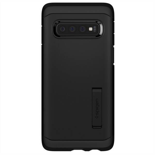 Kryt na mobil Spigen Tough Armor pro Samsung Galaxy S10 (605CS25805) černý