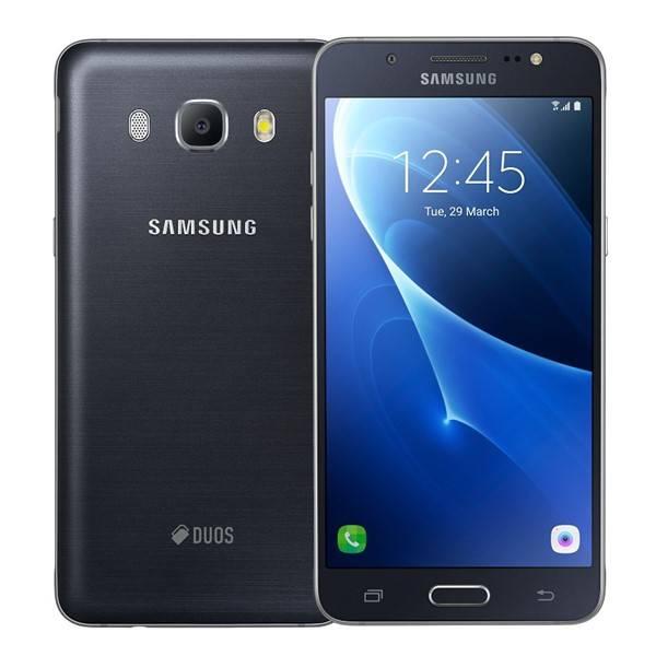 Mobilní telefon Samsung Galaxy J5 2016 (J510F) Dual SIM (SM-J510FZKUETL) černý
