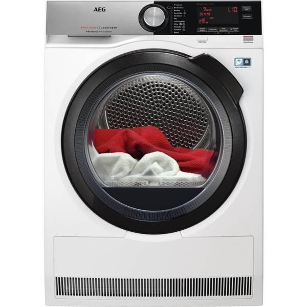 Sušička prádla AEG AbsoluteCare® T8DC49BCS