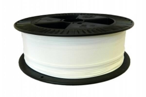 Tisková struna Filament PM 1,75 PLA, 2 kg (F175PLA_WH_2KG) bílá