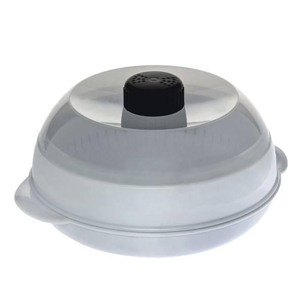 Parní nádoba Electrolux s ventilem do mikrovlnné trouby