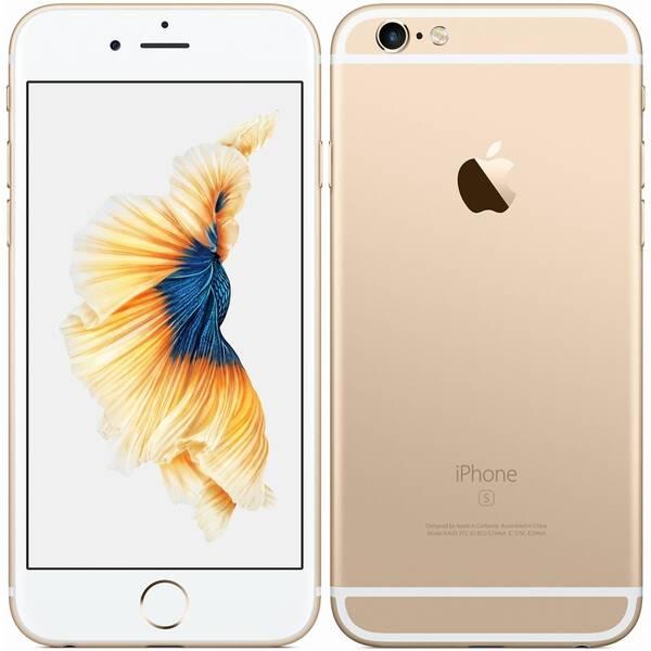 Mobilní telefon Apple iPhone 6s 32GB - Gold (MN112CN/A) (vrácené zboží 8800323935)