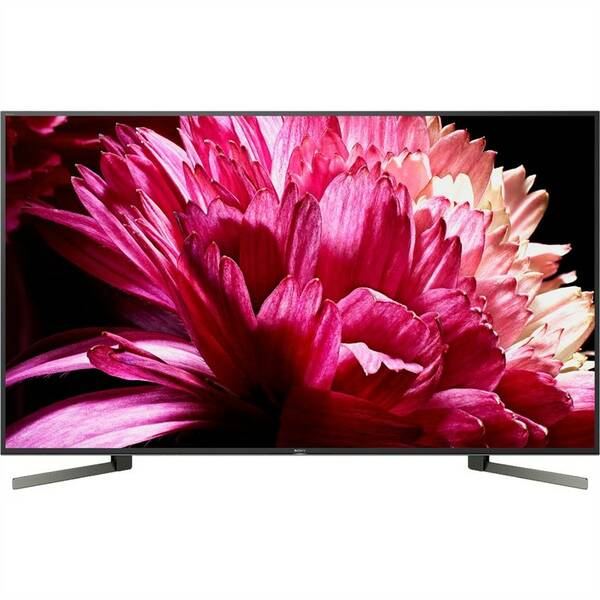 Televize Sony KD-85XG9505 černá