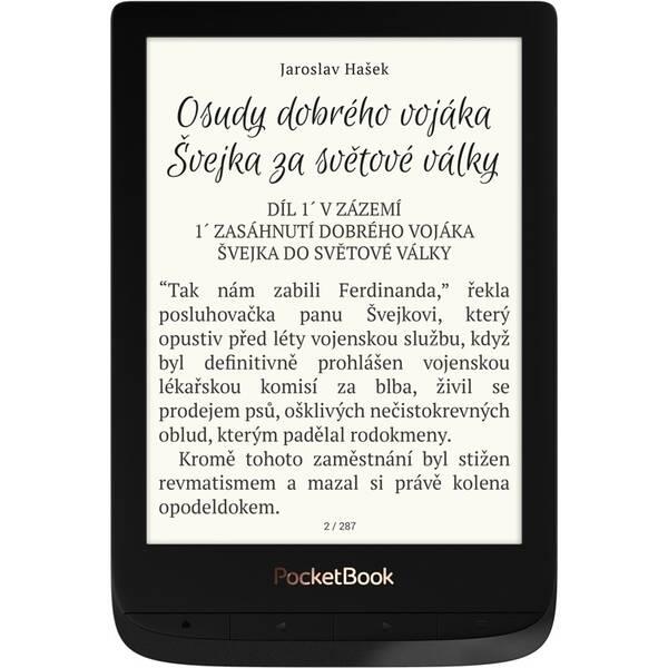 Čtečka e-knih Pocket Book 627 Touch Lux 4 (PB627-H-WW) černá