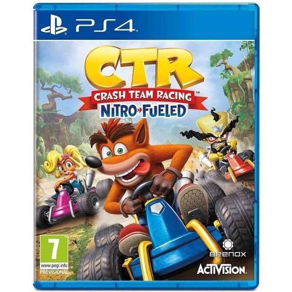 Hra Activision PlayStation 4 Crash Team Racing: Nitro Fueled (CEP411601)