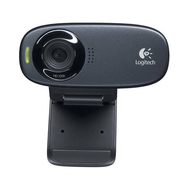 Webkamera Logitech HD C310 (960-001065) čierna
