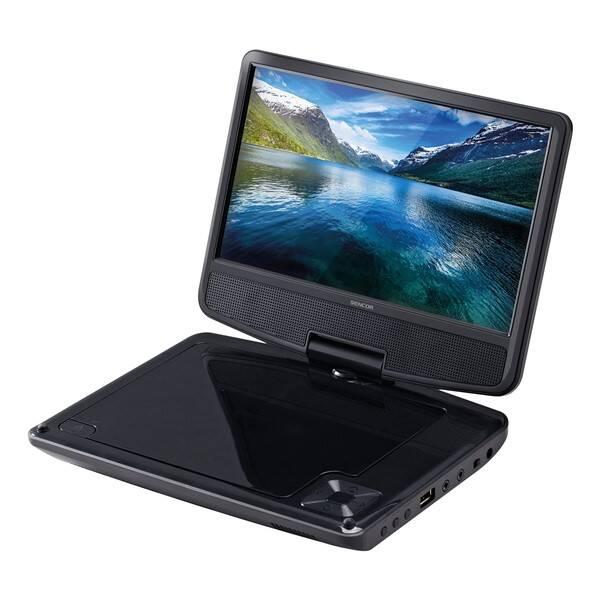 DVD přehrávač Sencor SPV 2920 BLACK (35048603) černý