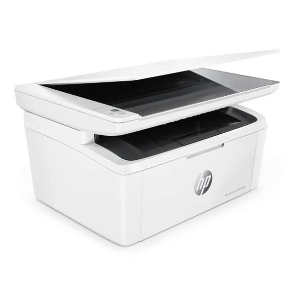 Tiskárna multifunkční HP LaserJet Pro MFP M28a (W2G54A#B19) bílý
