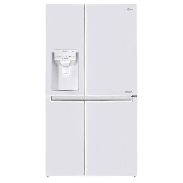 Americká lednice LG GSL961SWUZ bílá