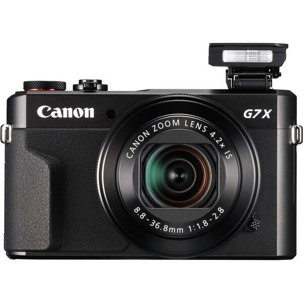 Digitální fotoaparát Canon PowerShot G7X Mark II (1066C002) černý (vrácené zboží 8800240928)