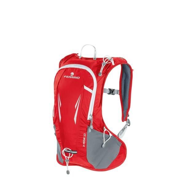 67c478614f3 Batoh sportovní Ferrino cyklistický běžecký X-RIDE 10L červený ...