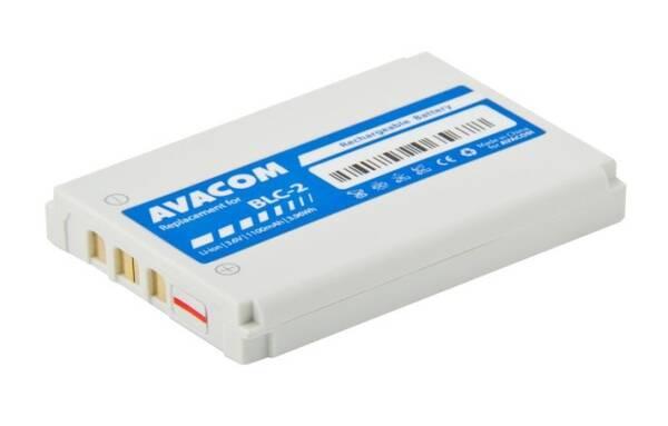 Baterie Avacom pro Nokia 3410, 3310 ,3510, Li-Ion 1100mAh (náhrada BLC-2) (GSNO-BLC2-1100A)