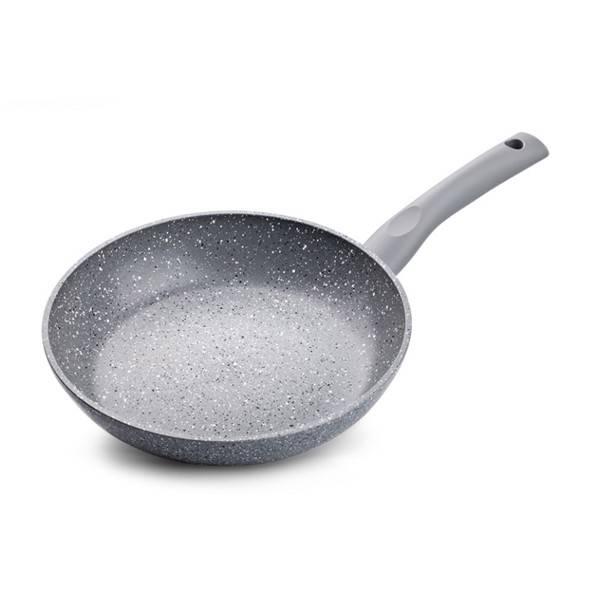 Pánev Lamart Stone 28 cm (LT1003) šedá