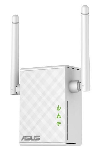 Wifi extender Asus RP-N12 (90IG01X0-BO2100) biely