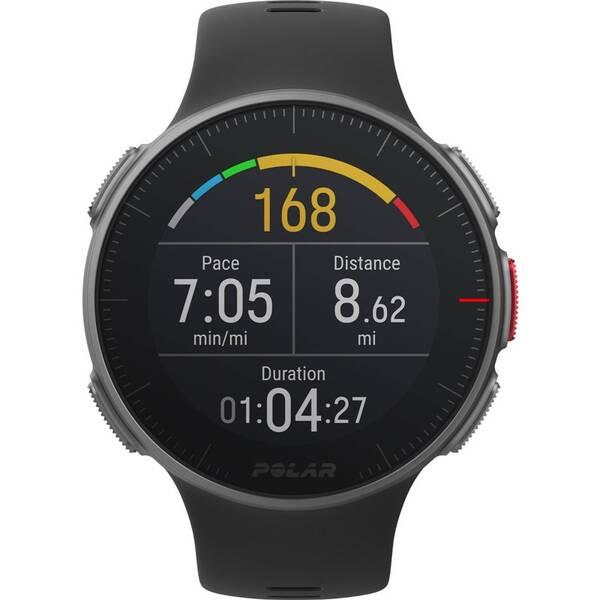GPS hodinky Polar Vantage V černé