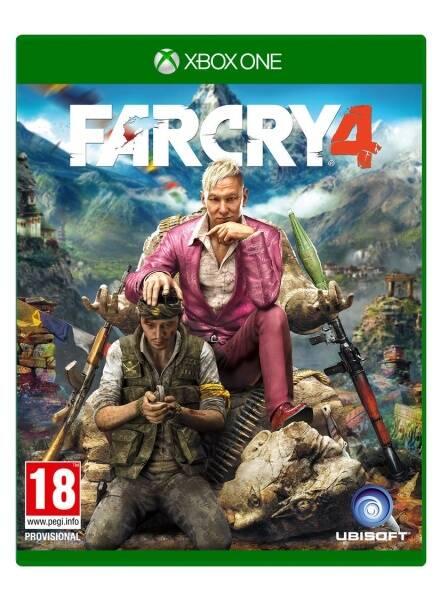 Hra Ubisoft Xbox One Far Cry 4 (USX3020200)