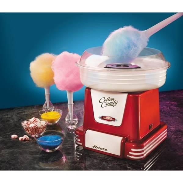 Výrobník cukrové vaty Ariete Party Time ART 2971 červený