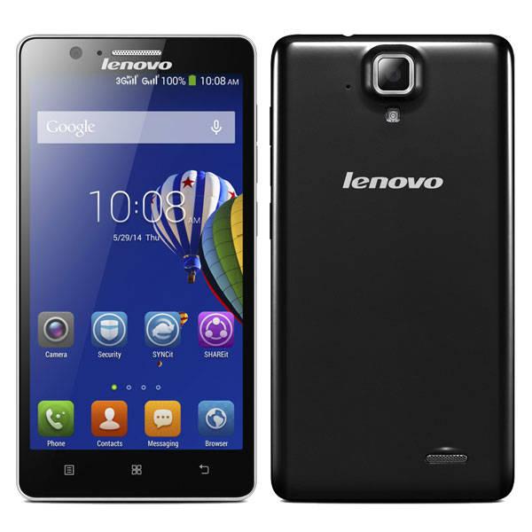 Mobilní telefon Lenovo A536 Dual Sim (P0R6001CCZ) černý