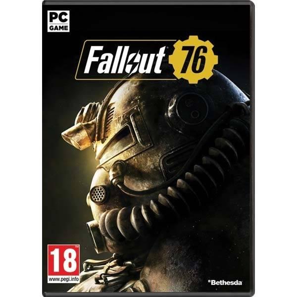 Hra Bethesda PC Fallout 76 (CEPC0512)