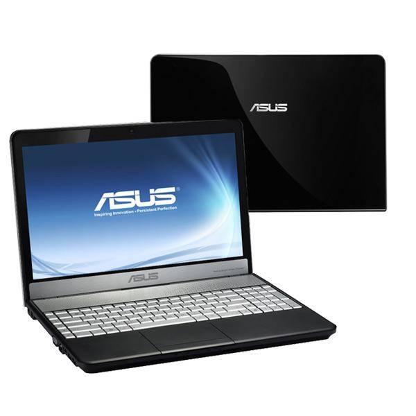 Notebook Asus N55SF SK (N55SF-SX384-SK) čierny